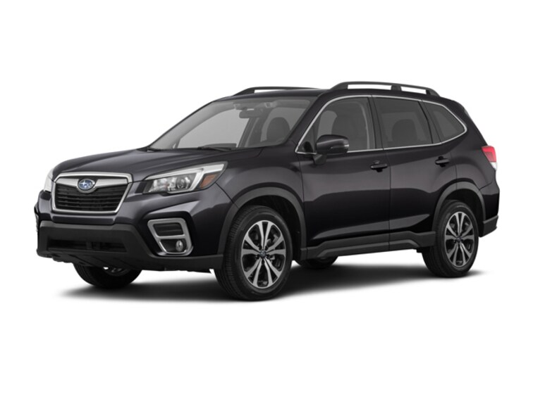New 2019 Subaru Forester Limited SUV in Sioux City, IA