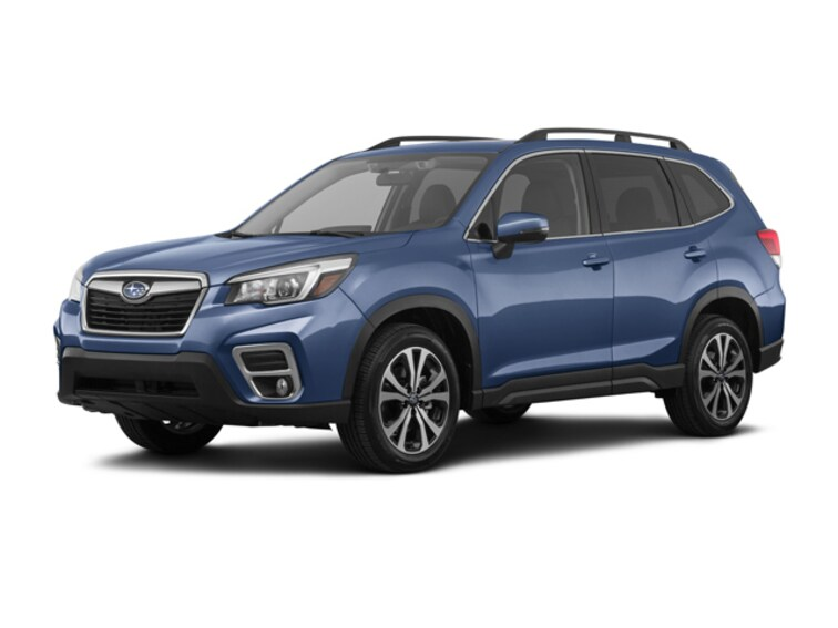 New 2019 Subaru Forester Limited SUV JF2SKAUCXKH474041 in Louisville