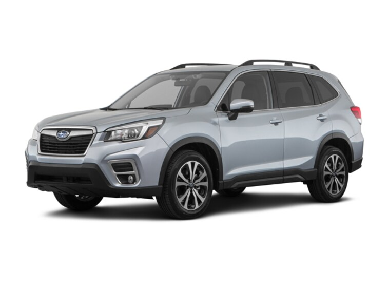 New 2019 Subaru Forester Limited SUV in Eugene