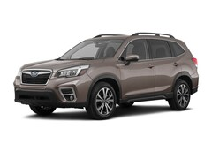 New 2019 Subaru Forester Limited SUV in McKinney, TX