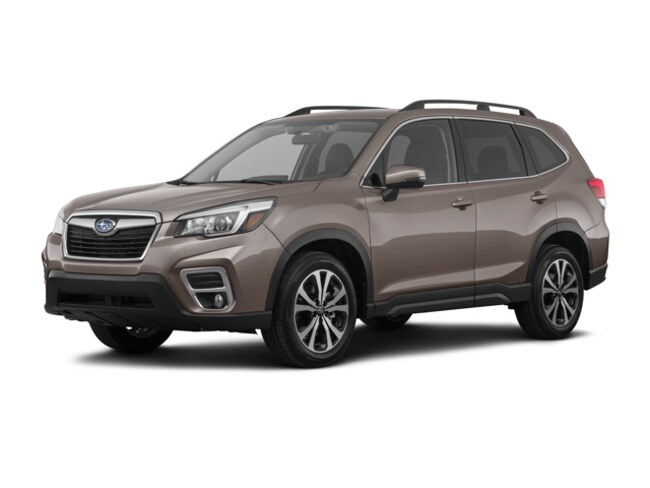 New 2019 Subaru Forester Limited SUV in Seaside, CA