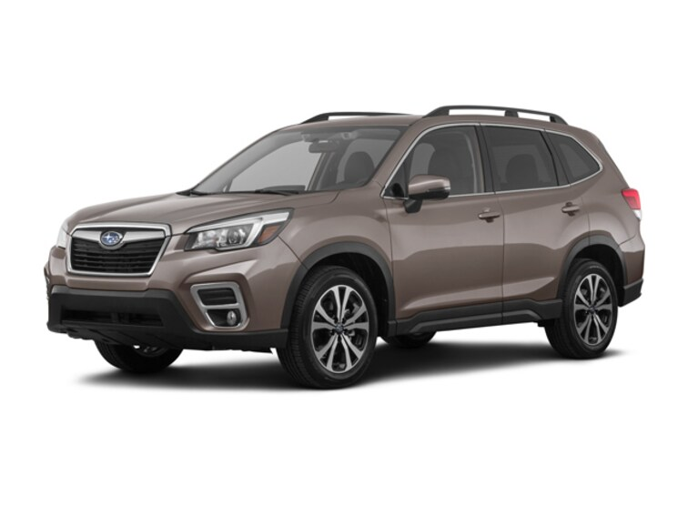 New 2019 Subaru Forester Limited SUV in Franklin, PA