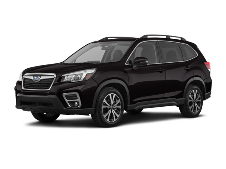 New 2019 Subaru Forester Limited SUV near Myrtle Beach