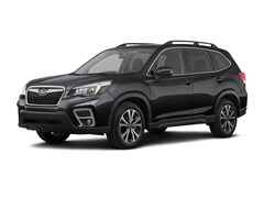 New 2019 Subaru Forester Limited SUV JF2SKASC6KH487727 in Cortland, NY