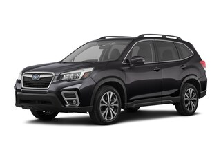 New 2019 Subaru Forester Limited SUV For Sale in Great Falls, MT