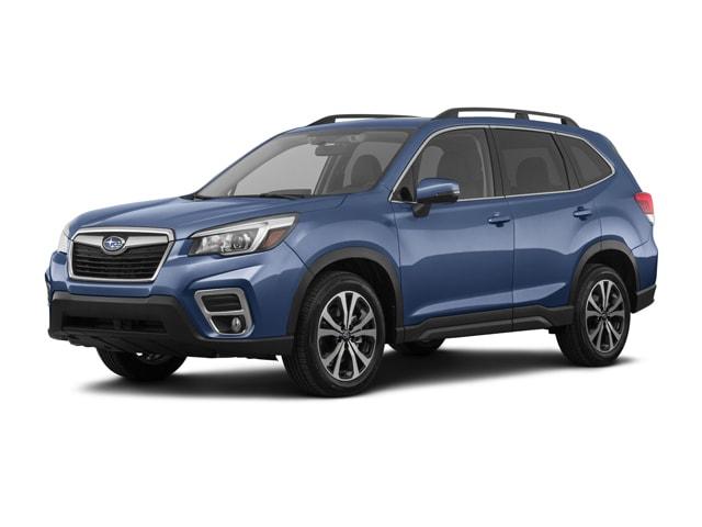 2019 Subaru Forester Limited SUV in Montgomery, AL