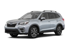 New 2019 Subaru Forester Limited SUV JF2SKASC1KH529463 in Moline, IL
