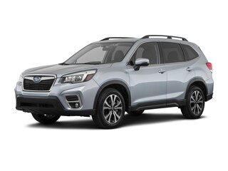 New 2019 Subaru Forester Limited SUV JF2SKASC4KH517291 for sale in Hamilton, NJ at Haldeman Subaru