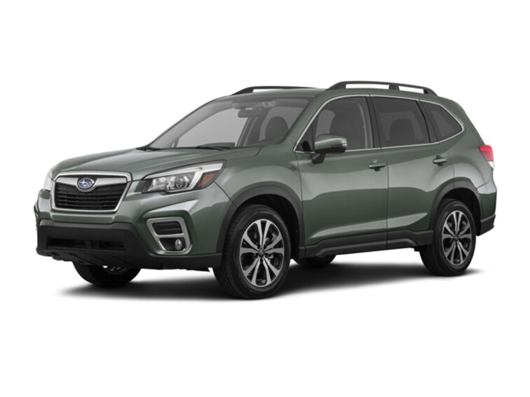 New 2019 Subaru Forester Limited SUV for sale at Hunter Subaru in Hendersonville, NC