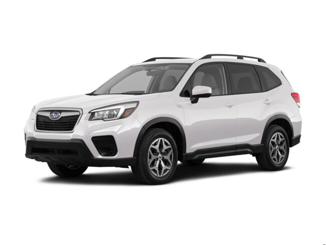 New 2019 Subaru Forester Premium SUV in Torrance, California