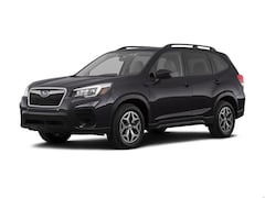 New 2019 Subaru Forester Premium SUV JF2SKAEC0KH551921 in Grand Forks