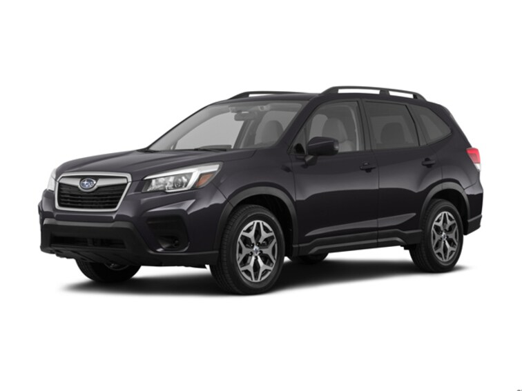 New 2019 Subaru Forester Premium SUV in Franklin, PA