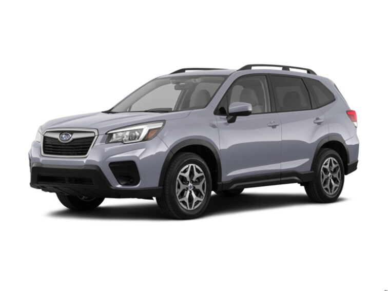 New 2019 Subaru Forester Premium SUV in Anchorage, AK