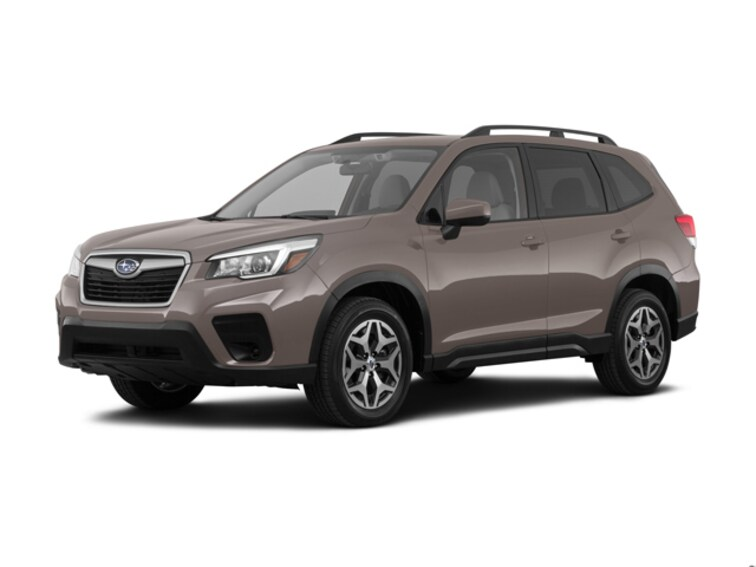 New 2019 Subaru Forester Premium SUV S60129 in Jackson, MS