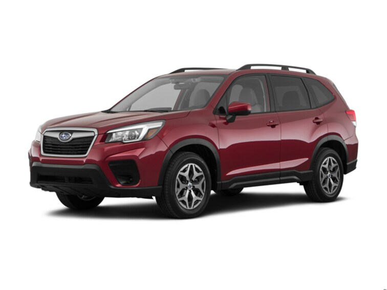New 2019 Subaru Forester Premium SUV for sale in Auburn, NY