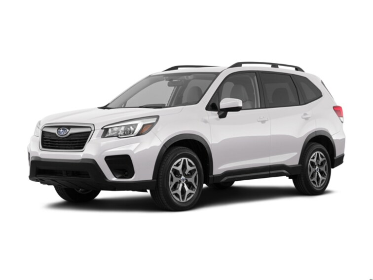 New 2019 Subaru Forester Premium SUV in Burlington