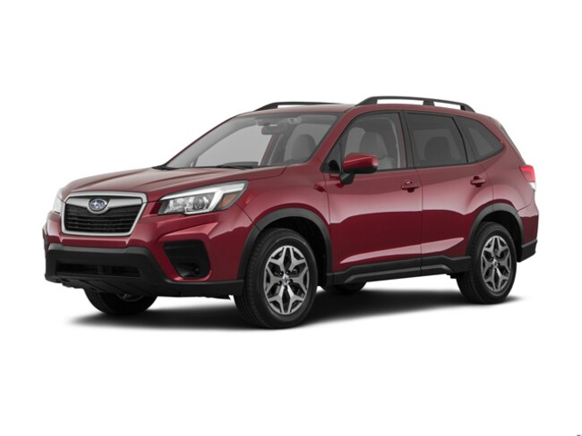 New 2019 Subaru Forester Premium SUV in Twin Falls, ID