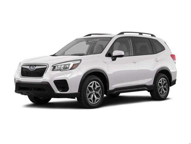 New 2019 Subaru Forester Premium SUV in Erie, PA