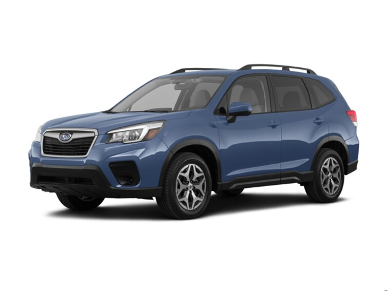 New 2019 Subaru Forester Premium SUV For Sale Parkersburg, WV