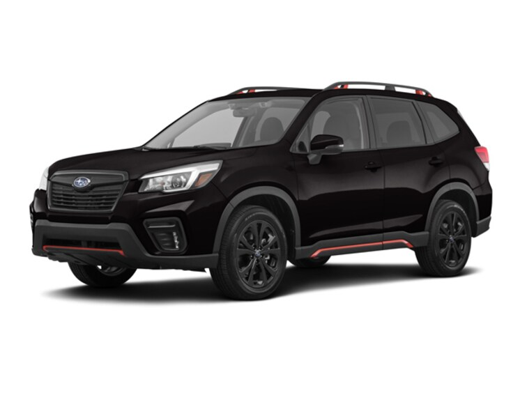 New 2019 Subaru Forester Sport SUV JF2SKAPC0KH492625 in Miami