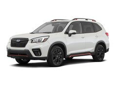 New 2019 Subaru Forester Sport SUV for sale in Burlington, WA