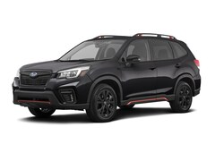 New 2019 Subaru Forester Sport SUV in Eureka, CA