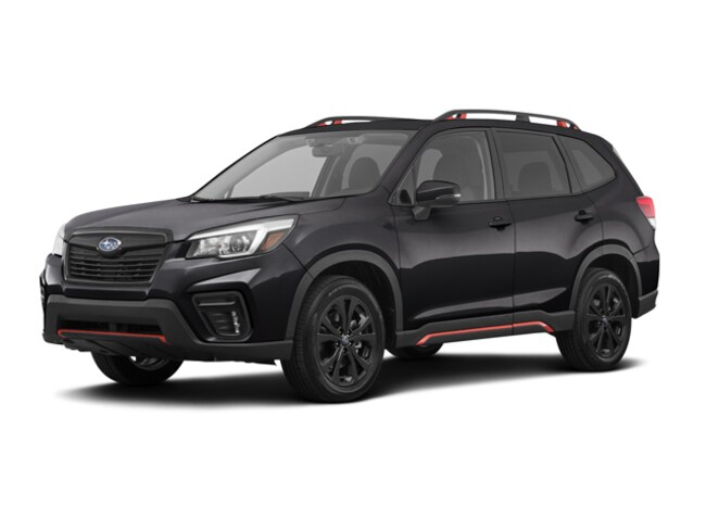 New 2019 Subaru Forester Sport SUV for sale near Yuba City CA