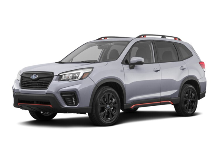 New 2019 Subaru Forester Sport SUV for sale at Hunter Subaru in Hendersonville, NC