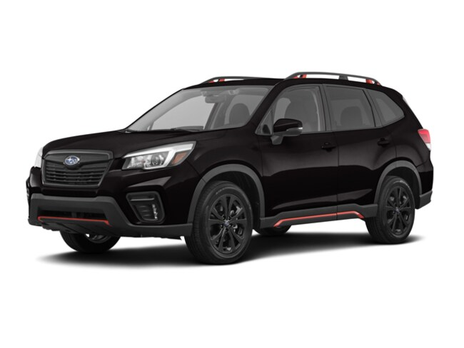 New Subaru 2019 Subaru Forester Sport SUV for sale/lease American Fork, UT