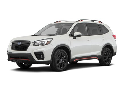 Featured Used 2019 Subaru Forester Sport SUV for Sale in Potsdam, NY