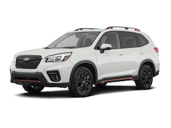 Buy a 2019 Subaru Forester Sport SUV in Napa, CA