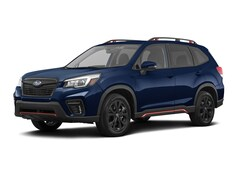 New 2019 Subaru Forester Sport SUV for sale near San Diego at Frank Subaru