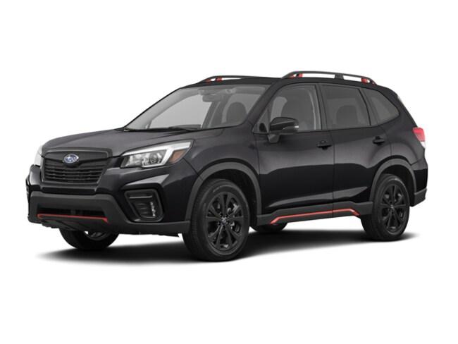 New 2019 Subaru Forester Sport SUV near Portland