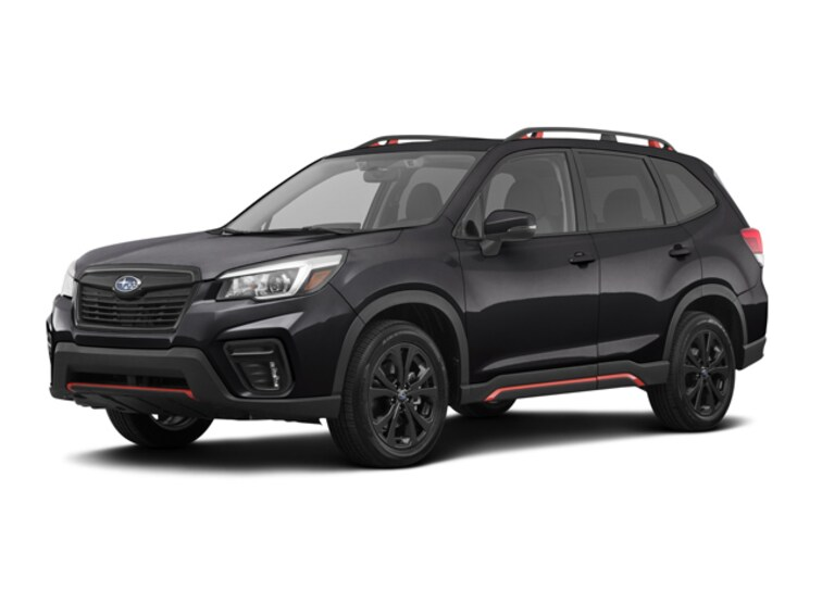 New 2019 Subaru Forester Sport SUV near Chicago