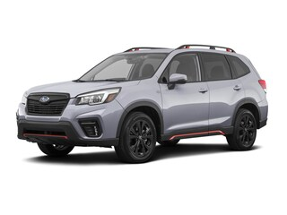 New 2019 Subaru Forester Sport SUV near Raleigh, NC