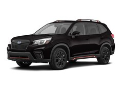 New  2019 Subaru Forester Sport SUV JF2SKAJC8KH549341 for sale in Wappingers Falls, NY