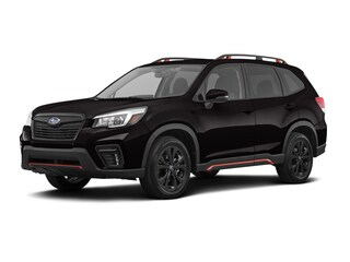 New 2019 Subaru Forester Sport SUV for sale in the Chicago area