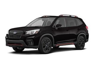 New Subaru 2019 Subaru Forester Sport SUV for sale at Coconut Creek Subaru in Coconut Creek, FL
