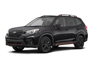 New 2019 Subaru Forester Sport SUV SS372 in Seaside, CA