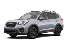 New 2019 Subaru Forester Sport SUV for Sale in Wilmington, DE, at Delaware Subaru