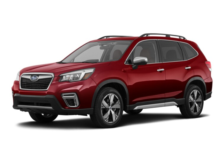 New 2019 Subaru Forester Touring SUV in Eau Claire, WI