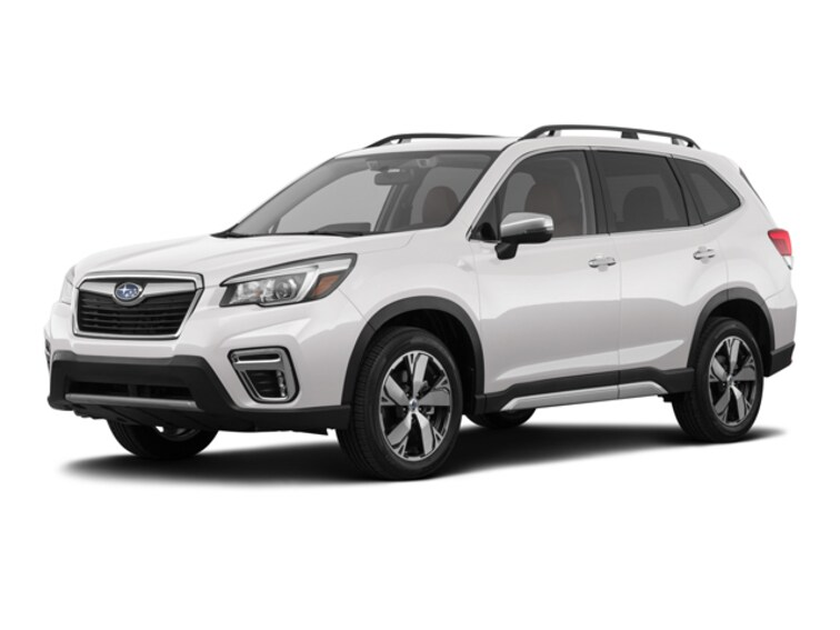 New 2019 Subaru Forester Touring SUV In Port Angeles