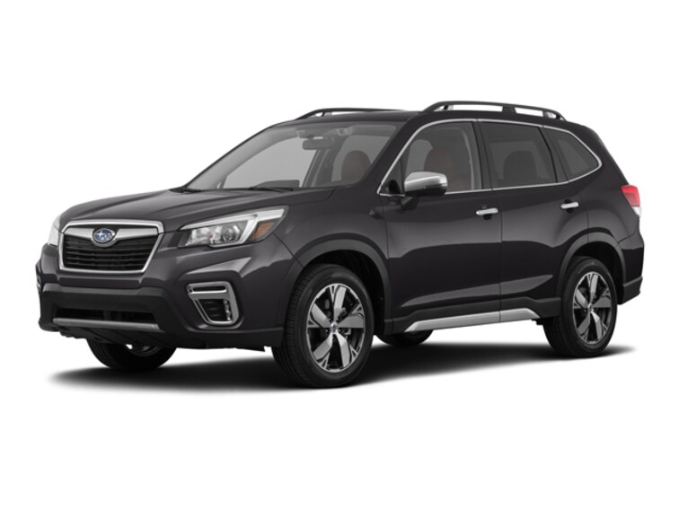 New 2019 Subaru Forester Touring SUV in Burlington