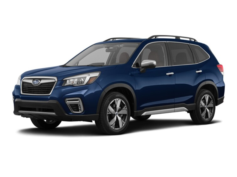 New 2019 Subaru Forester Touring SUV for sale at Hunter Subaru in Hendersonville, NC