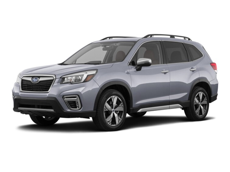 New 2019 Subaru Forester Touring SUV in Wenatchee
