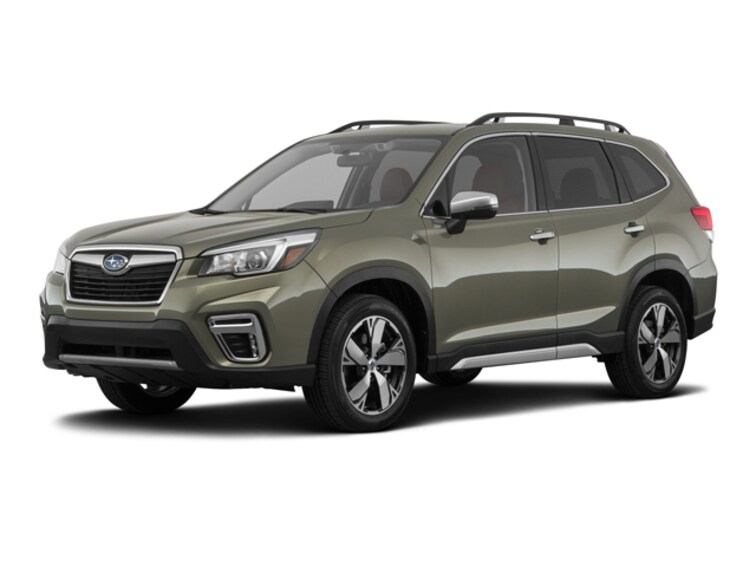 New 2019 Subaru Forester Touring SUV in Auburn, ME