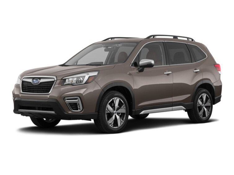 New 2019 Subaru Forester Touring SUV in Casper WY