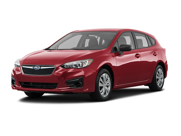 New 2019 Subaru Impreza 2.0i 5-door for sale in Bourne MA