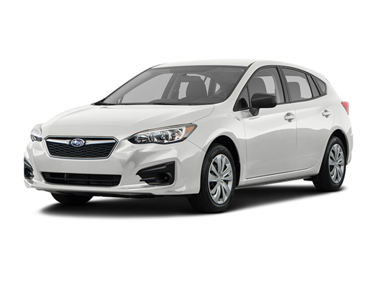 New 2019 Subaru Impreza 2.0i 5-door 4S3GTAA61K3719239 in McHenry, IL