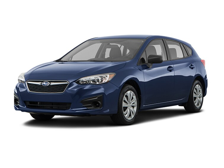 New 2019 Subaru Impreza 2.0i 5-door for sale in Wakefield near Boston.
